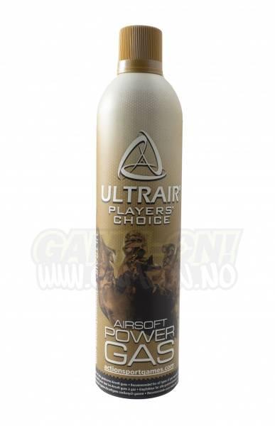 Bilde av Ultrair Softgun Gass 1stk - 570ml