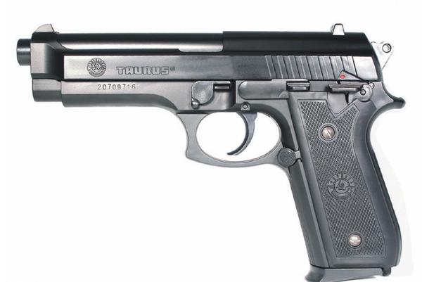 Bilde av Taurus M92F Fjærdrevet Softgunpistol -