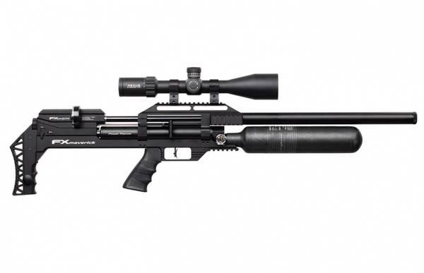 Bilde av FX Maverick Sniper PCP Luftgevær Svart - 5.5mm